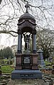 City of London Cemetery and Crematorium - A Darlison grave monument.jpg