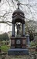 City of London Cemetery and Crematorium - A Darlison grave monument.jpg