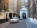 City of London Police Garage - geograph.org.uk - 1969026.jpg