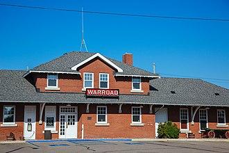 Warroad, Minnesota - Warroad City Hall