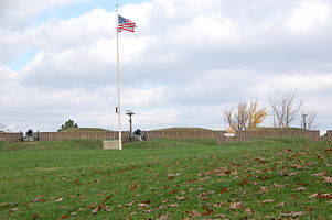 Civil War Defenses of Washington (Fort Stevens) FSTV CWDW-0003.jpg