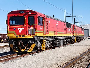 2010 in South Africa - Class 15E