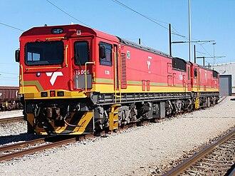 2010 in South Africa - Class 15E