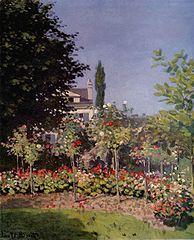 Blossoming Garden, Sainte-Adresse