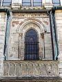 Clermont (60), église Saint-Samson, bas-côté nord, fenêtre de la 2e travée.JPG