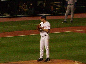 Cliff on the mound.JPG