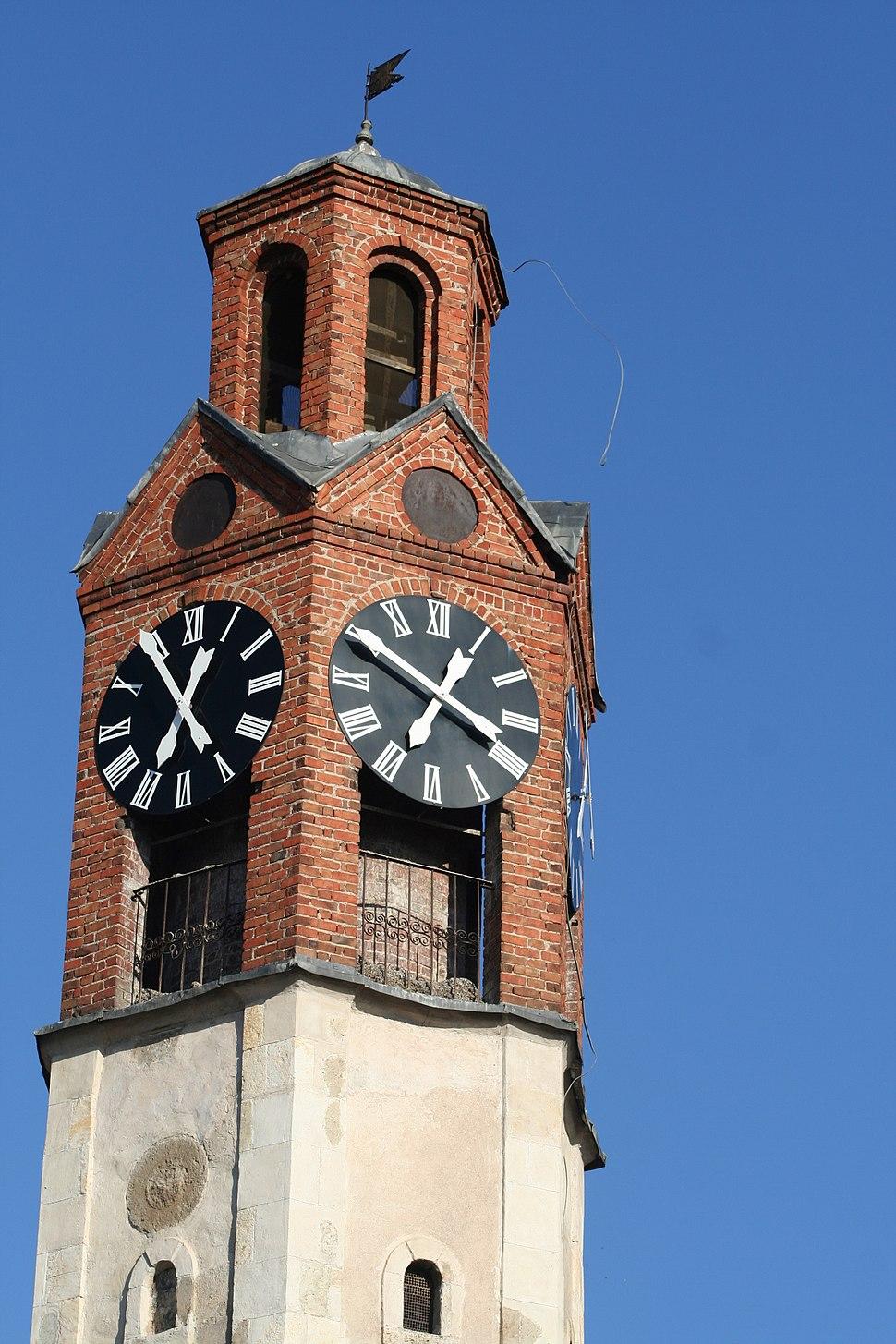 Clock Tower-Sahat Kulla