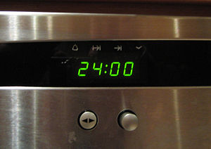 Midnight - One way for a digital clock to show midnight