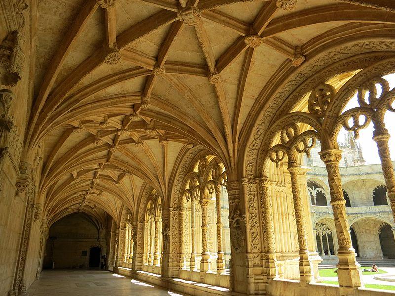 File:Cloisters, St Jerome Monastery (14656900495).jpg