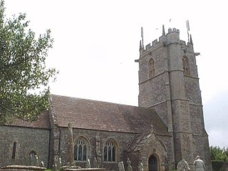 Closworth - Image: Closworth church