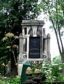 Cmentarz Łyczakowski we Lwowie - Lychakiv Cemetery in Lviv - Tomb of Wolinski Family - panoramio.jpg