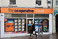 Co-Operative Travel, Omagh, January 2010.JPG