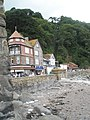 Coastal wall at Lynmouth - geograph.org.uk - 939705.jpg