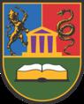 Coat of Arms of Kragujevac University.png