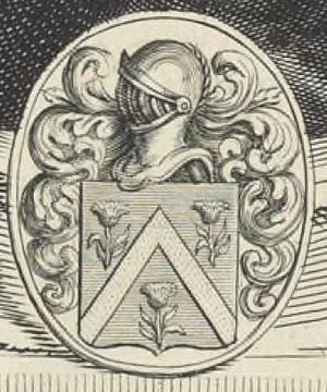 Philippe Quinault - Coat of arms – Philippe Quinault