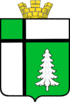 Coat of arms of Tayshet