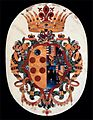Coat of arms of the Medici (pietre dure).jpg