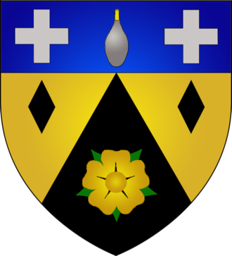 Rambrouch - Image: Coat of arms rambrouch luxbrg