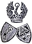 Coats of arms Göring + Fock.jpg