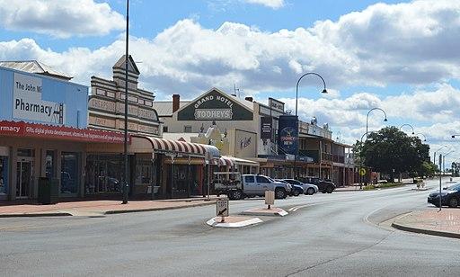Cobar Main Street 002