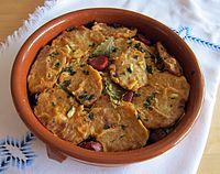 Cuisine espagnole wikip dia for Specialite russe cuisine