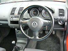 2000 Volkswagen Polo Gti Interior