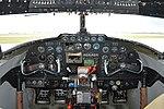 Cockpit of Lockheed Lodestar 'N31G' (40271469211).jpg