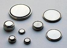 List Of Battery Sizes Wikipedia