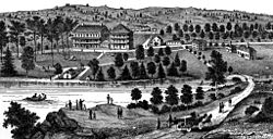 Cold Spring resort, before 1900