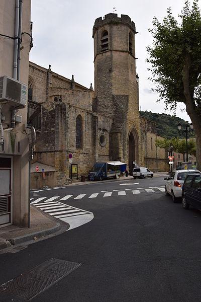 Collégiale Saint-Paul de Clermont-l'Hérault
