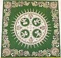 Collectie NMvWereldculturen, 7019-1, Tafelkleed, 'Tafelkleed', The Tjien Sing, 1900-1950.jpg
