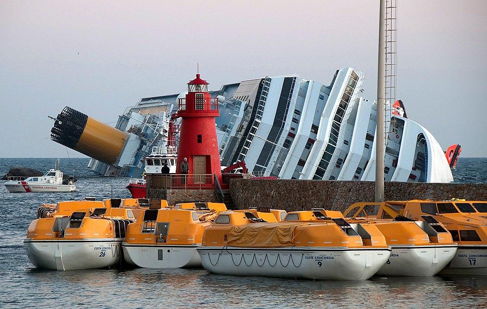 Collision of Costa Concordia 11