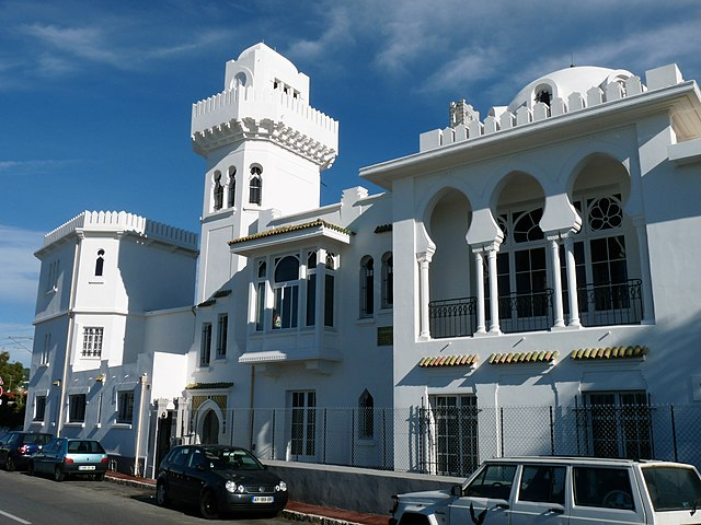 Villa El Djézaïr