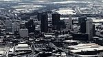 Columbus skyline poster, view from the air (Columbus, Ohio).jpg