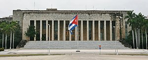 Communist Party of Cuba - Communist Party of Cuba Headquarters