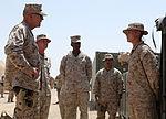 Commandant, Sergeant Major of the Marine Corps Visit 1st MLG Marines in Afghanistan DVIDS311555.jpg