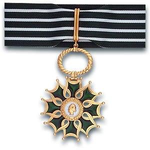 Fleur Pellerin - Commandeur des Arts et Lettres insignia