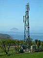 Communication Mast With A View - geograph.org.uk - 415694.jpg
