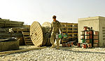 Communications team builds new network to support Jordanians service members 130907-F-IW762-621.jpg