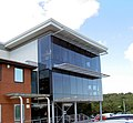 Completed Billington Structures Ltd Office. - geograph.org.uk - 518668.jpg