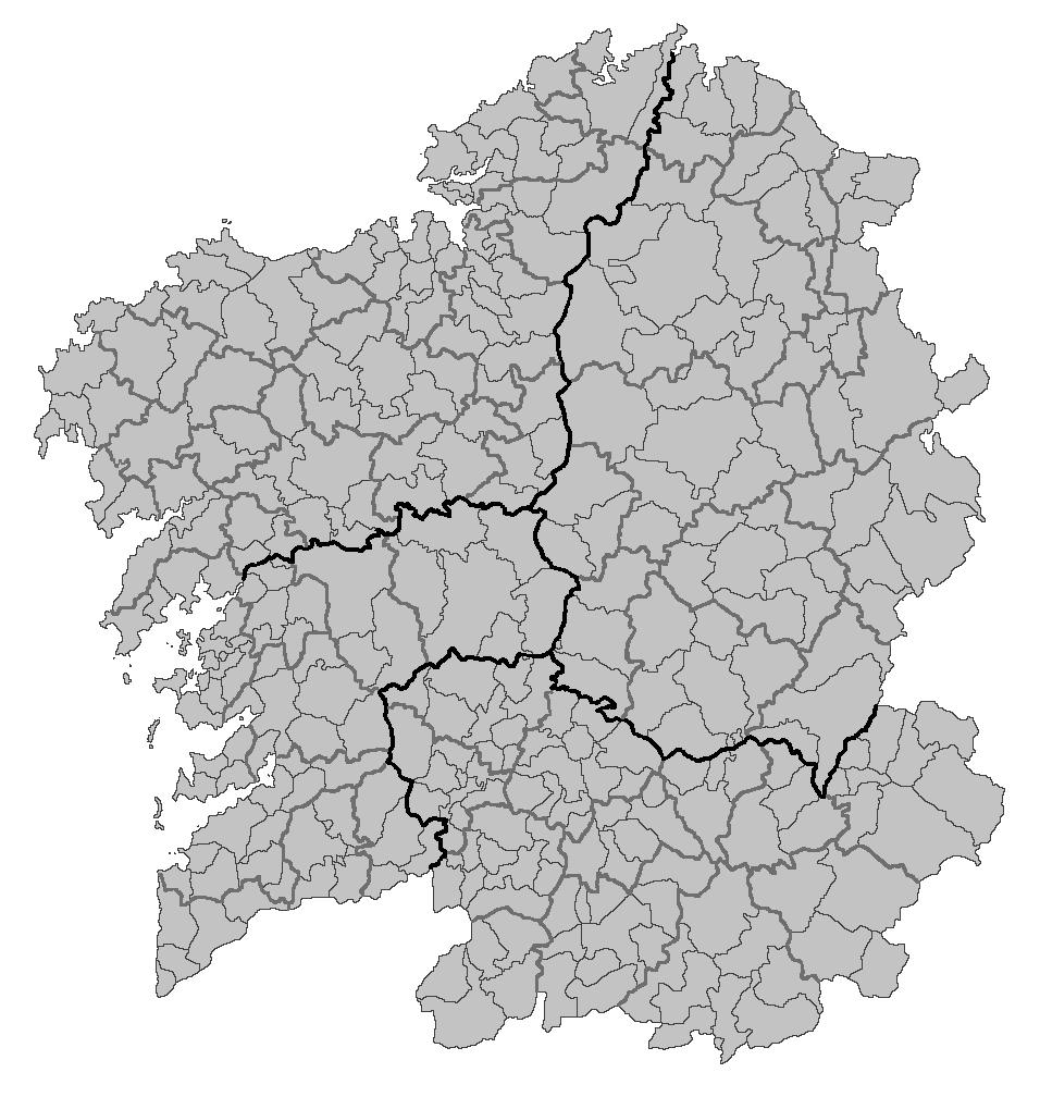 Concellos Galicia