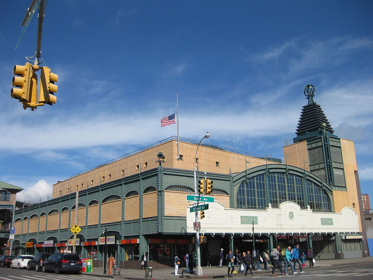Coney Island Opening Times
