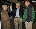 Congressman George Miller visits UPS Richmond Facility on February 22, 2012 (6790397984).jpg