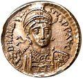 Constantinople Solidus of Anastasius I 01.jpg