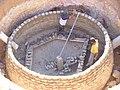 Construction de digesteurs pour une ferme, école et mosquée à Dayet Ifrah, Maroc (13244511865).jpg
