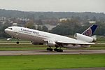 Continental Airlines McDonnell Douglas DC-10-30 N39081 (27397154032).jpg