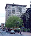 Corbett Building in downtown Portland, Oregon in 1984.jpg