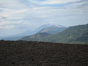 Cordillera de los Maribios - Cordillera de Maribios