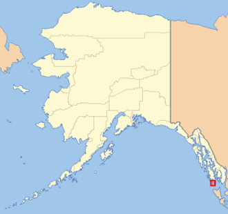 Cordova Bay - Cordova Bay is at the southern end of the Alexander Archipelago in the Alaska Panhandle