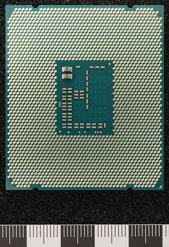 LGA 2011 - A Haswell-E CPU